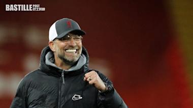 【英超】利物浦發力爭前四 高普目標連贏四場 | 體育