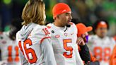 Dabo Swinney Responds To Question About D.J. Uiagalelei's Hold On QB1 Job