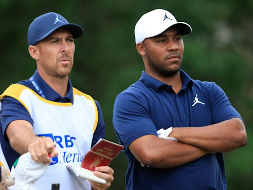 Michael Jordan texted Harold Varner III with an offer to be just the second Jordan Brand golfer and had a deal 2 days later