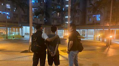 男子石硤尾被捕 涉騷擾區內女童