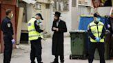 防疫措施侵犯信仰?極端正統派猶太教徒無視規定 以色列出動安全部隊強力掃蕩群聚