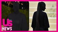 Kim Kardashian Confirms She Couldn't See Kendall in Viral Met Gala Meme
