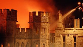 Notre Dame Will Rebuild — Just Like Windsor Castle Following Its Devastating 1992 Fire