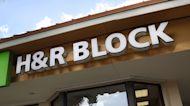 H&R Block down despite reporting earnings beat