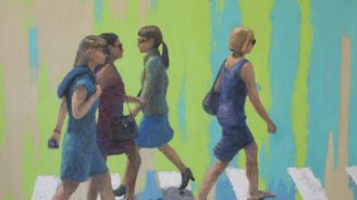 Idyllic works in Bexley gallery's exhibition offer refresher