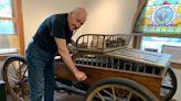 Berea jeweler's car among world's earliest: Around The Town
