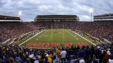College Football World Reacts To Ole Miss' New Field Design