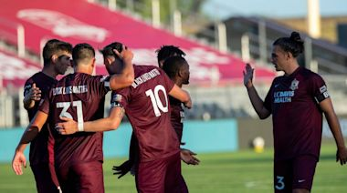 Republic FC plays for first time in 4 months and takes a stand against racial injustice