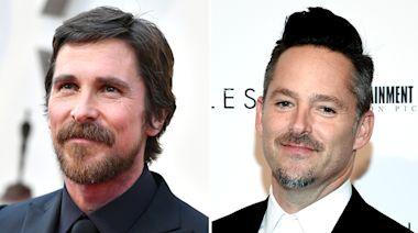 Christian Bale & Director Scott Cooper Re-Team On Cross Creek's 'The Pale Blue Eye' – EFM