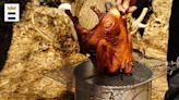 Turkey fryer vs. deep fryer