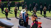 Key moments at the Duke of Edinburgh's funeral