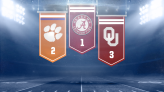 College football rankings: Alabama tops Clemson in Preseason CBS Sports 130 ahead of 2021 season