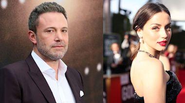 Ana de Armas and Ben Affleck's Complete Relationship Timeline
