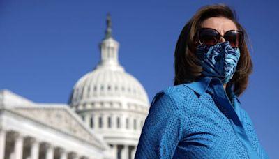 Nancy Pelosi may be facing her 'biggest challenge' as speaker