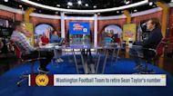 Washington Football Team to retire Sean Taylor's number