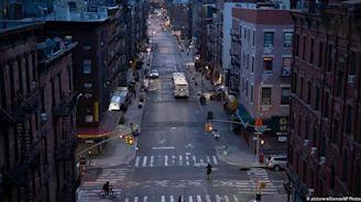 Bericht aus New York, dem Corona-Epizentrum der USA: Die Stadt, die niemals schläft, schläft jetzt schon
