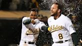 Athletics' confidence down one run carried them to walk-off win