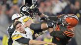 Mason Rudolph is the Steelers' starting quarterback in-waiting, like it or not
