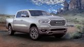 2021 Ram 1500 Limited Longhorn 10th Anniversary Edition revealed with southwestern flair