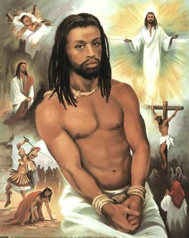 Black Jesus Pictures and the Race of Jesus