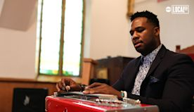 Prodigy Robert Randolph shares musical journey with pedal steel guitar