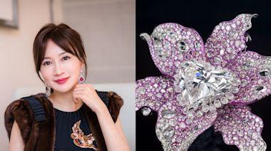 30 件作品要價逾 50 億新台幣!全世界最神秘的「鑽石女王」Moussaieff 首度攜手Anna Hu推聯合珠寶系列