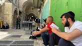 New tensions at Jerusalem holy site housing al-Aqsa Mosque