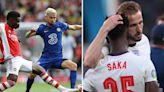 Chelsea ace Jorginho says he KNEW Arsenal's Bukayo Saka would miss England pen