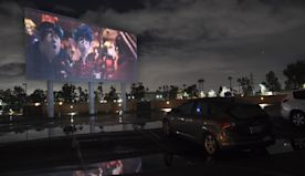 New Tribeca drive-in movie series brings 'Jaws,' 'Black Panther' back to big screen