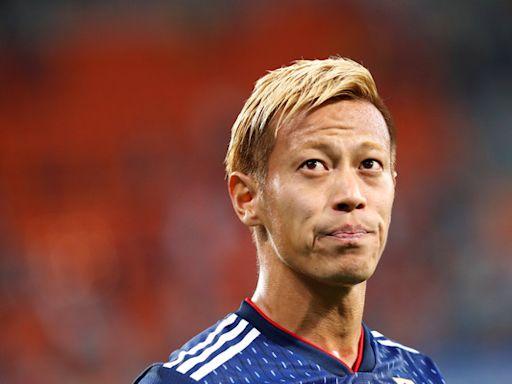 本田圭佑加盟立陶宛聯賽 生涯第9個國家目標世界最多
