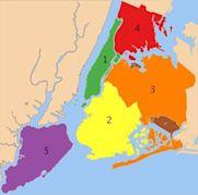 Boroughs of New York City