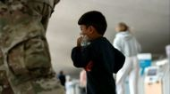 Thousands of evacuees from Afghanistan arrive in the United States