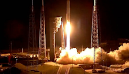 """NASA launches """"Lucy"""" spacecraft to study Jupiter's asteroids"""