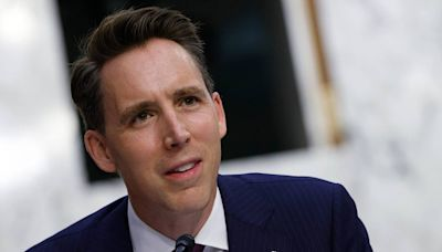 Missouri's Hawley is only senator to oppose anti-hate crimes bill on final action