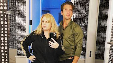 Rebel Wilson and Boyfriend Jacob Busch Get Cozy for 'Early Morning Exercise' Selfie