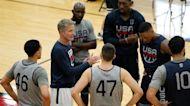 Warriors' Steve Kerr talks Team USA, Thompson injury and more