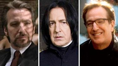 Alan Rickman 11 Most Brilliant Roles, From Hans Gruber to Severus Snape (Photos)
