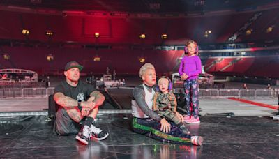 Pink Juggles Music And Motherhood In Trailer For 'Balls To The Wall' Documentary