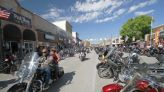 Sturgis arrests and crashes keep pace with last year