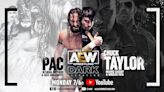 AEW Dark: Elevation Results: PAC Vs. Chuck Taylor, Lee Johnson Vs. Luther