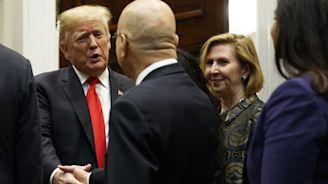 Trump schasst Vize-Sicherheitsberaterin auf Melanias Wunsch
