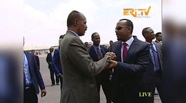 Ethiopia, Eritrea sign peace declaration
