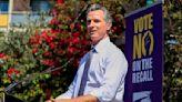 Newsom beats California recall