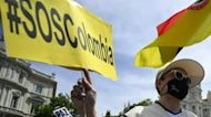 Growing concern over unrest in Colombia