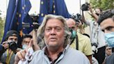 House votes to hold Steve Bannon, longtime ally of former President Donald Trump, in contempt