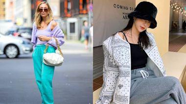 棉褲是近期最流行的褲子丨4大束腳款式棉褲推介 讓你在家工作或出門約會都能輕鬆打造慵懶時髦風格
