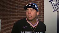 Top Mets prospect Francisco Alvarez on hitting home run in 2021 MLB All-Star Futures Game