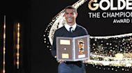 Ronaldo wins Golden Foot award