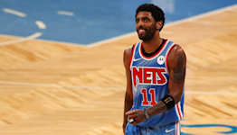 Kyrie Irving misses Nets' media day because of NYC's proof-of-vaccination protocols
