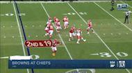 NFL Playoffs: Chiefs beat Browns, Buccaneers beat Saints